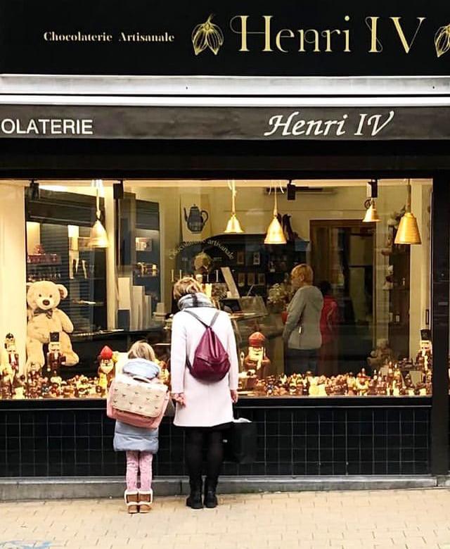 chocolaterie Henri IV la boutique